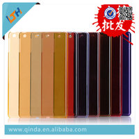 Hot 2015 Newest hard plastic crystal Case Cover For Ipad mini 4 with protective function
