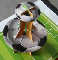 Hot Selling Ball Style Cake Stand Paper Cake Tool