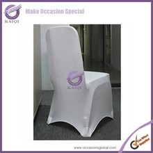 #124 fitted cheap spandex chair cover for weddings