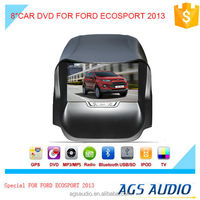 AGS special 8'' touch screen car dvd player for FORD for ECOSPORT 2013