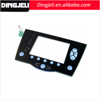 Hot selling Comfortable Embossed Smart Touch Controls