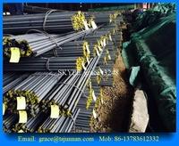 the standard rebar specification/rebar steel/steel bar deformed