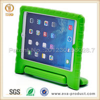 EVA shockproof case for ipad 5 with handle and stand