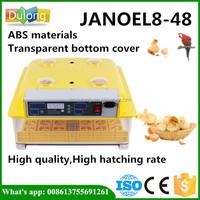 Wholesale price automatic quail egg incubator for sale