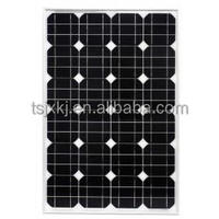 Cheap price for Pakistan, Afghanistan market 95w solar panel