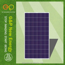 top quality cheap factory direct made in China solar panel for 15 MW project