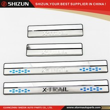 Door Sill Scuff Plate For X-trail 2014 Side Step
