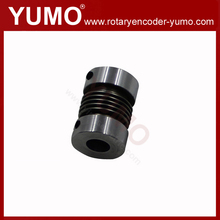 BB 10x10 D22 L32 shaft encoder motor coupler type coupling shaft flexible spring encoder hydraulic quick disconnect couplings