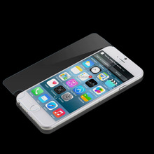 Luxury Gold mirror effect color tempered glass screen protector for iphone6,for iphone 5S