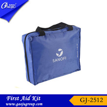 3 Year no customer complain hot selling combined road accident emergency first aid kits