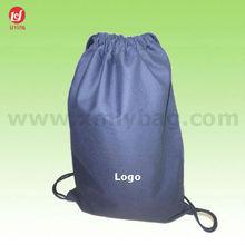 Drawstring Plain Canvas Gym Bag,Drawstring Canvas Duffle Bag