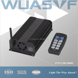 200W wireless police electronic siren