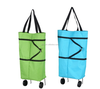 Shopping Foldable trolley Bag with Wheels
