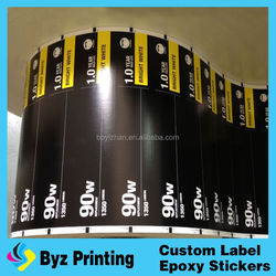 Best Quality Supply Permanent Strong Adhesive Labels