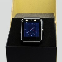 LEDO 2015 Hot Selling China smart watch GT08 bluetooth watch/android watch phone with sim 3g