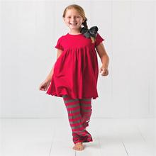 Wholesale cotton girl blouse clothing for children Plus Teenager girls ruffle set