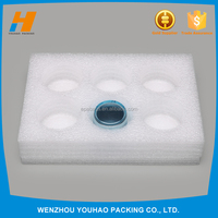New products EPE plastic foam block for bottle packing with different sizes