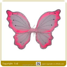 Unique flapping butterfly wings for kids , Color set butterfly wing for kids birthday party butterfly wings