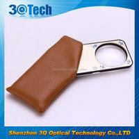 DH-82004 plastic card magnifier lens 4x