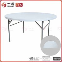 180cm round folding table,strong loading capacity,outdoor using YIXIANG YX- YZ180-3X