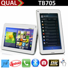 Best Cheap!!! 7 inch notebook tablet pc with A13 Single-Core GSM phone calling Bluetooth WIFI Android 4.0 TB705 C