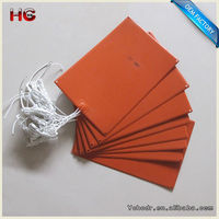 dc battery and solar panel energy saving electric heating pad 5v