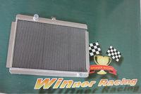 56mm aluminum alloy radiator Nissan Datsun 280Z 280ZX 2.8L I6 MT 1975-1983