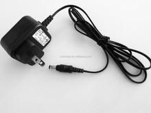 ac dc adapter 100-240v 5W power supply UL CE FCC approval