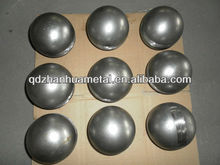 cheaper high quality decorative wrought iron metal ball /hollow ball /half hollow ball