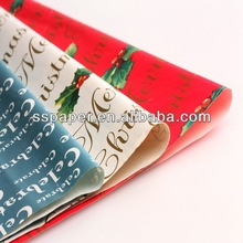 hot sale floral wrapping paper