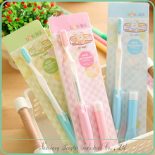 New novelty toothbrush shape kids mechanical pencils