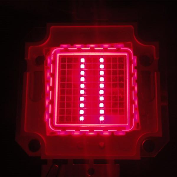 High Performance Led 20W 620nm 640nm 660nm High Power Led Chip