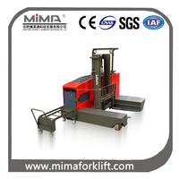 electric forklift walking side with 500MM Load center