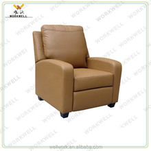 WorkWell most popular leather functional stationary sofa Kw-Fu21