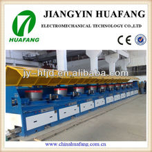 Bull block steel iron carbon wire drawing machine with PLC