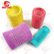 2015 Most Fashional Magic DIY VELCRO Plastic Hair Curl Roller Cheap Price