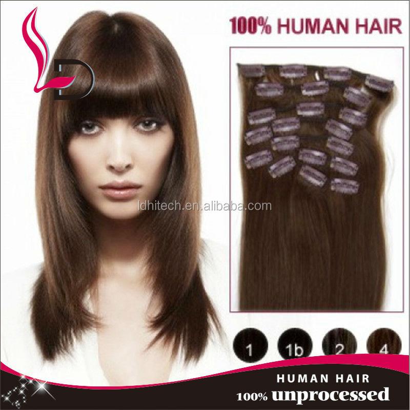 Human Hair Half Wig Sale 80