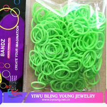 Colorful loom elastic bands diy bands wholesale BY-040907