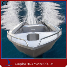 Made in China aluminum pleasure boat