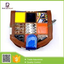 Fashionable high technology genuine leather wallet case for iphone5