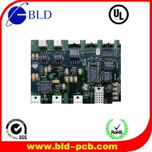 Multilayer pcb with blue mask with high quality,printed circuit board