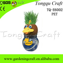 unique 2015 hot products grass head doll pet toys