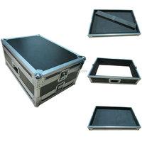 customized flight case musical instrument equipment case,guitar cabinet case flight case rack case