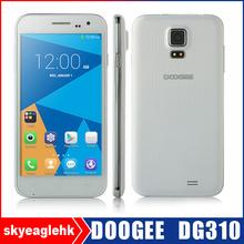 Venta caliente 5.0 pulgadas doogee dg310android 4.4 teléfono móvil