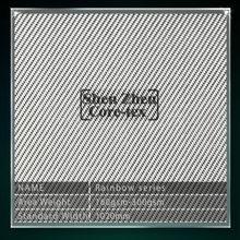 Silver color glass fiber fabric