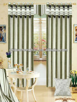French stripe cafe curtain 2013 design