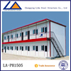 China Low Cost Light Steel Two Storeys Prefab Houses
