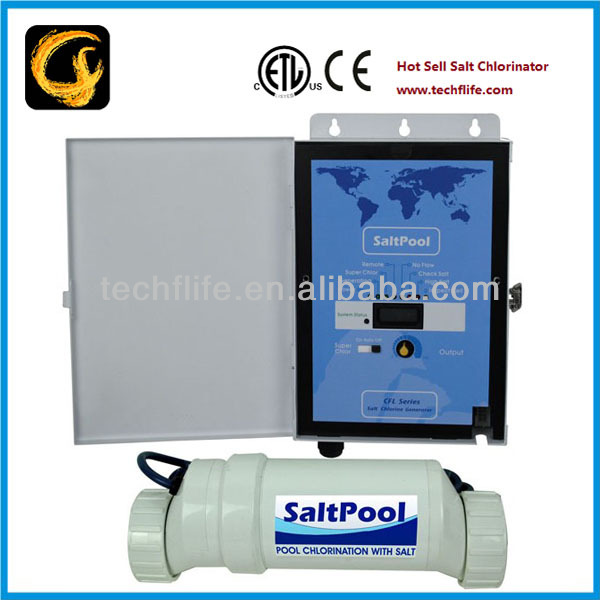 Swimming Pool Salt Chlorinator With Good Quality Cells Buy Salt Chlorinator Salt Water
