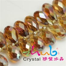 Cristal de la piedra preciosa del grano, cristal grano de los colgantes, cristal de moda de la joyería del grano