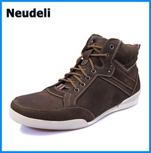 2015 Wholesale Dongguan Casual Shoes Men Spring&Winter Warm Shoes Cheap Price Leisure Sneakers